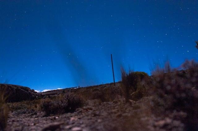 nuit temps de chasser étoiles