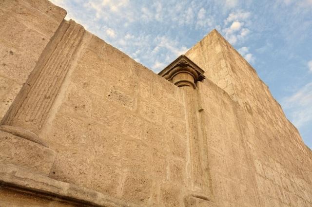 Hidden columns