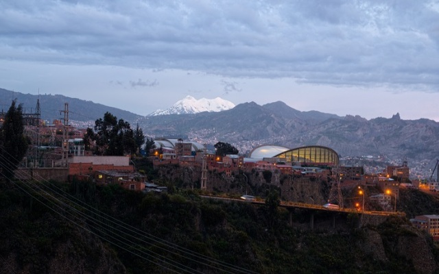 illimani's time to rest