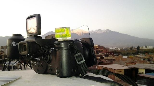 845mm medium reversed nd mounted in camera