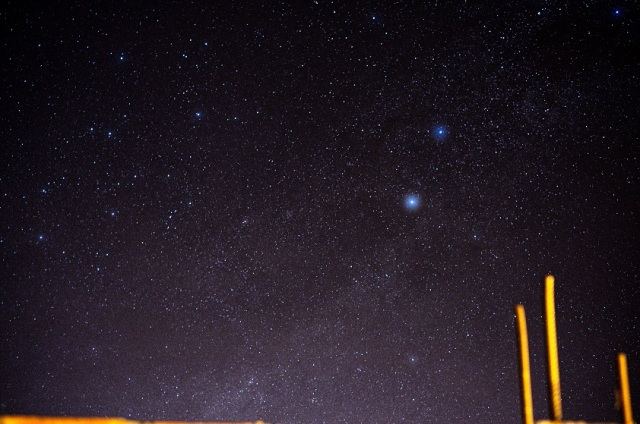 so many stars